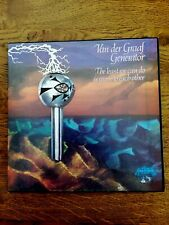 """LP VAN DER GRAAF GENERATOR - """"THE LEAST WE CAN DO IS WAVE TO EACH OTHER"""" / 1970"""