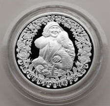 AUSTRALIA 5 Dollars 2002 Silver 1 oz. Proof 'The Queen Mother' in Mint Box