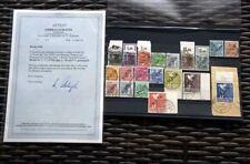 Gestempelte Briefmarken mit BPP-Fotoattest aus Berlin (1948-1949)