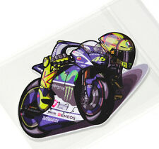 Decal For VR46 MotoGP  Reflective Waterproof Sticker Valentino Rossi 100mm