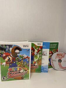 Mario Super Sluggers (Wii, 2008)
