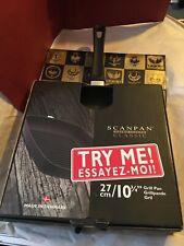 Scanpan Classic 10 3/4 in. Grill Pan CERAMIC TITANIUM CLASSIC