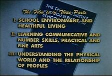 Elementary Schools 3 Film Series About Teaching And Learning In The 1960s DVD