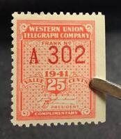 us telegraph stamps 16T105 MNH OG