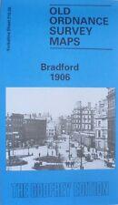 Old Ordnance Survey  Detailed Map Bradford  Yorkshire 1906  Sheet 216.8 New