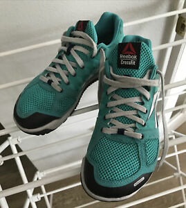 Reebok Crossfit Nano 2.0 Aqua X Training Shoes Womens Size 8