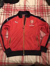 Arsenal Puma Training Jacket Size L