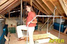 Versa Lift Attic Ladder Safety Railing, Model# VR-60