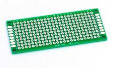 Double Sided 7x3 Printed Circuit Board PCB Prototype TK Breadboard Bread Board G