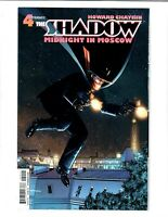 THE SHADOW MIDNIGHT IN MOSCOW #4 2014 DYNAMITE COMIC.#115593D*9