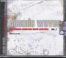 COSMIC WAVES - THE ULTIMATE ELEKTRONIC MUSIC SELECTION - 2 CD (NUOVO SIGILLATO)