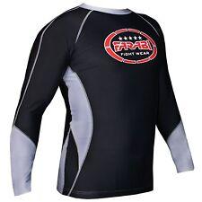 Compression Shirt MMA Kick boxing Training - Rash Guard wear Full Sleeves