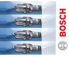 4 X BOSCH Super Plus Premium Copper Core Power Performance Spark Plugs # WR8CC