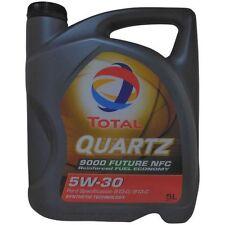 5 Liter Total Quartz 9000 Future NFC 5W-30 1x5L Motoröl Ford WSS-M2C913-C/-D