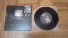 "Cathode by Who Owns Death TV on 7"" Vinyl in a Picture Sleeve"