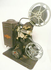 """16mm MOVIEGRAPH  """"PROP"""" PROJECTOR  non-working for MOVIE ROOMS, plays, DINERS"""