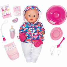 ZAPF CREATION Baby Born Babypuppe im Winter-Outfit NEU & OVP