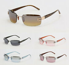 Wholesale Dozen Women New Fashion Small Rectangular Sunglasses DG Eyewear 8009