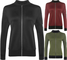 Zip Military Coats & Jackets Regular Size for Women