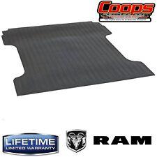 New Heavy Duty Black Bed Mat 2003-2018 Dodge Ram 2500 6.6' Bed Lifetime Warranty