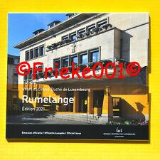 Luxemburg - Luxembourg - Officiële set 2021 BU.(Met muntteken brug hertog)