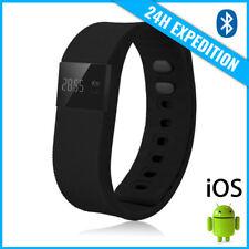 Original TW64 Smart Band Watch Sport Montre Horloge Bluetooth Android iOS Black