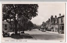 Gloucestershire; Chipping Campden, High St & Pump RP PPC 1951 PMK, By Photochrom