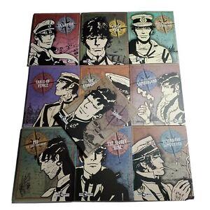 Euro Comics Corto Maltese Graphic Novels 10 Volume Set - Hugo Pratt Atlantis