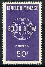 STAMP / TIMBRE FRANCE NEUF N° 1219 ** EUROPA 1959 / TIMBRE