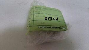 CITIZEN MACHINERY FINGER HOLDER CNC CMUK-2009-0015