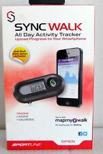 Sportline Gray SYNC Walk Activity Tracker Syncs with Map My Walk