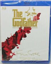 The Godfather Collection - Coppola Restoration- Blu Ray - New and Sealed
