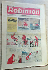 ROBINSON n°258 de 1941