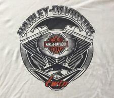Harley Davidson V Twin White Shirt Nwt Men's Large