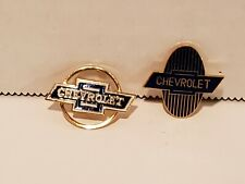 Lot of 4 Chevy Logos hat pins