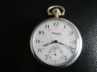 REGENT - TASCHENUHR POCKET WATCH RELOJ DE BOLSILLO Lommeur