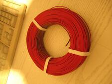 rot-grünes Kabel, Doppellitze 100 m, für Signale, Weichen