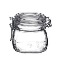 Bormioli Rocco Ordnungs- & Aufbewahrungs-Produkte aus Glas für die Küche