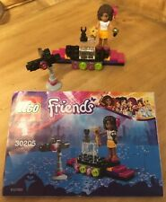 30205 Lego Friends pop star roter teppich andrea