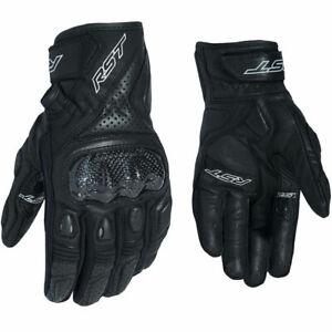 RST Stunt III CE Gloves Black