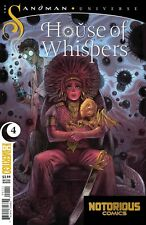 House of Whispers #4 Dc Comics 1st Print Excelsior Bin