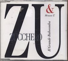 ZUCCHERO & MOUSSE T. Il grande baboomba CDs SINGLE 2004 SIGILLATO SEALEA