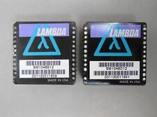 (2) Lambda SM10-48S12 Isolated Module DC-DC Converter 1 Output 12V 0.83A 10W NEW