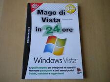 Mago di Windows Vista in 24 oreChillin Jackson Libro informatica software Nuovo