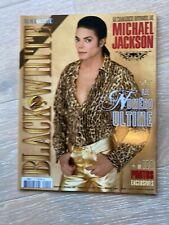 Michael Jackson Black & White Exclusive Photos Magazine