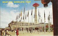 Seattle, WASHINGTON -  World's Fair - Century 21  Exposition - 1962