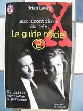 X-files : le guide officiel, tome 2 (aux frontières du réel) - livre de poche