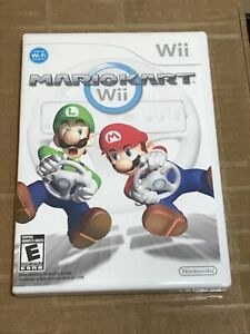 Mario Kart (Wii, 2008) NINTENDO Great Condition With Manual