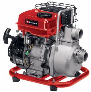 Motopompa acqua Pompa Autoadescante 2,5HP Giardino a Scoppio 4T Einhell GC-PW 16