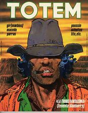 Fumetto TOTEM EDIZIONE NUOVA FRONTIERA ANNO 1984 NUMERO 36